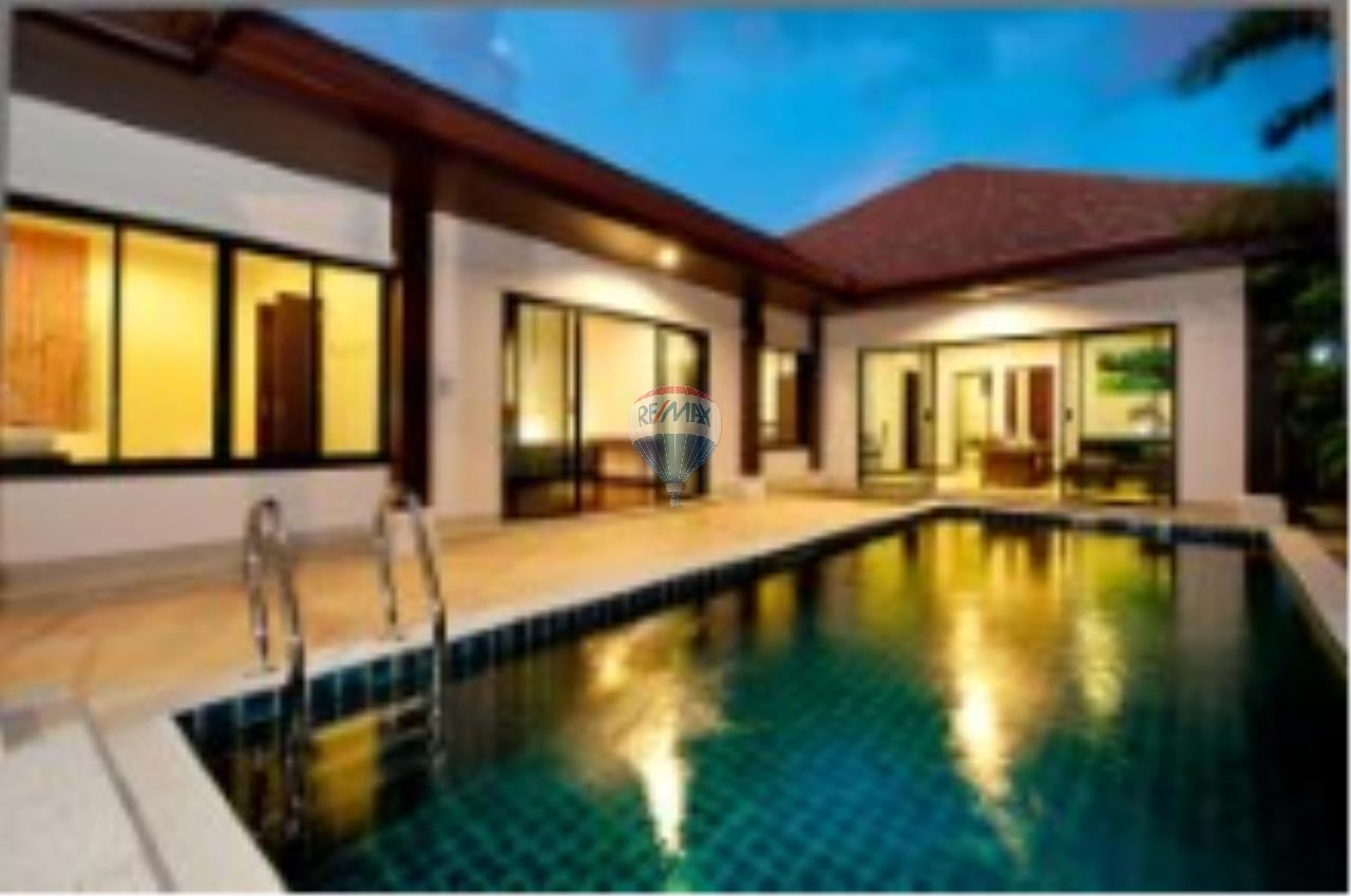 RE/MAX Top Properties Agency's Rawai Pool Villa for Rent 5