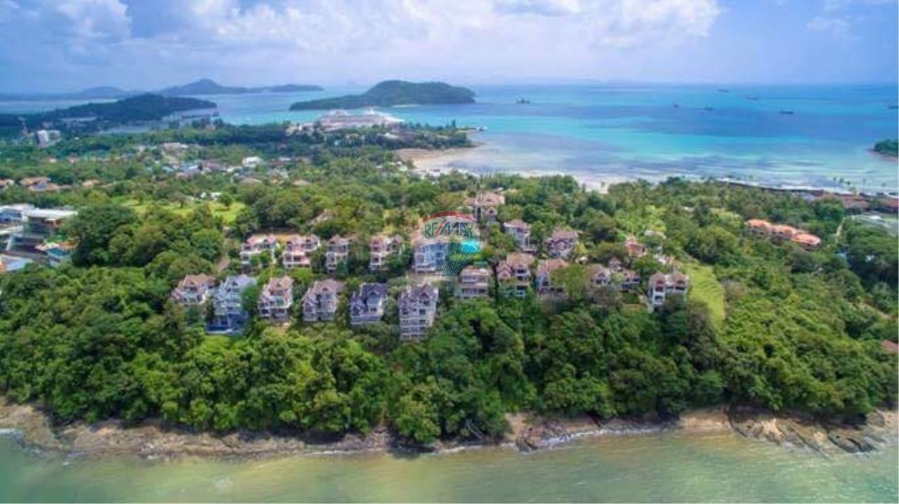 RE/MAX Top Properties Agency's Phuket Panwa beach luxury villas 5 Br.for rent 1
