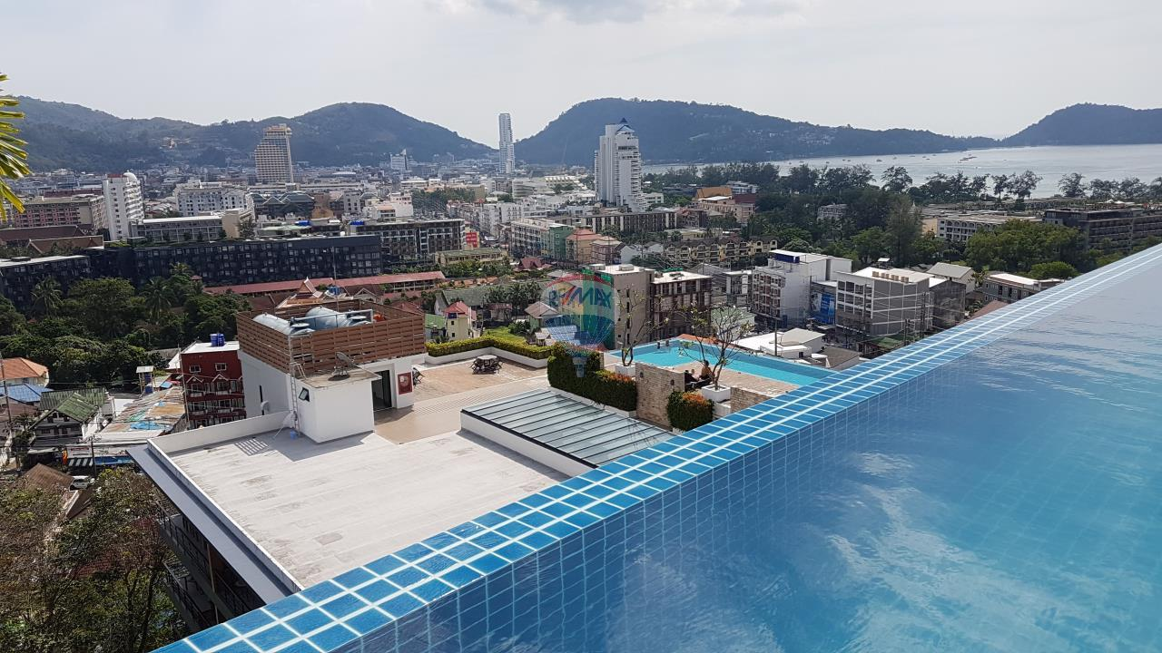 RE/MAX Top Properties Agency's Patong - Apartment at The Unity (The Bliss) ***HOT DEAL*** - FOR SALE 33