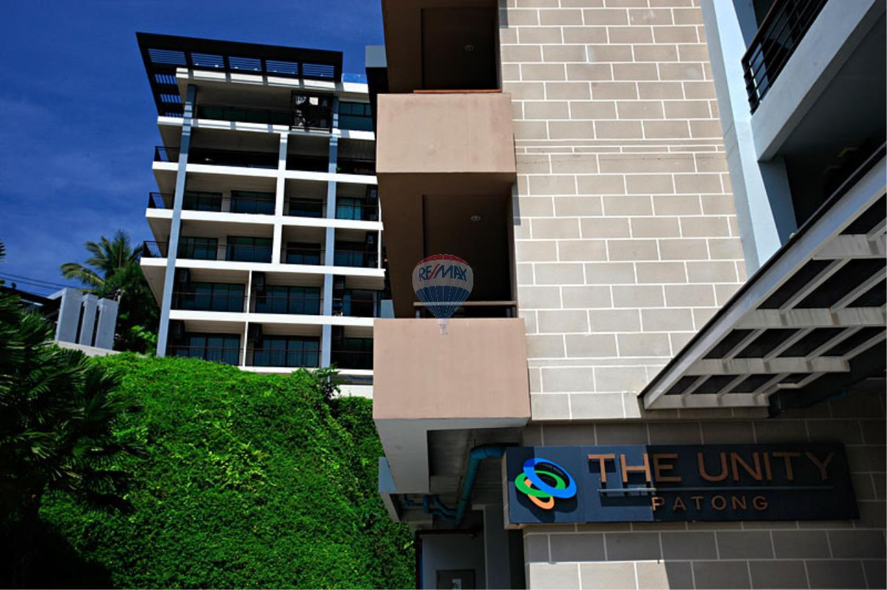 RE/MAX Top Properties Agency's Patong - Apartment at The Unity (The Bliss) ***HOT DEAL*** - FOR SALE 24