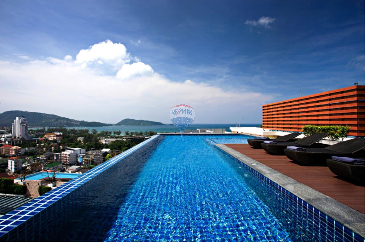 RE/MAX Top Properties Agency's Patong - Apartment at The Unity (The Bliss) ***HOT DEAL*** - FOR SALE 35