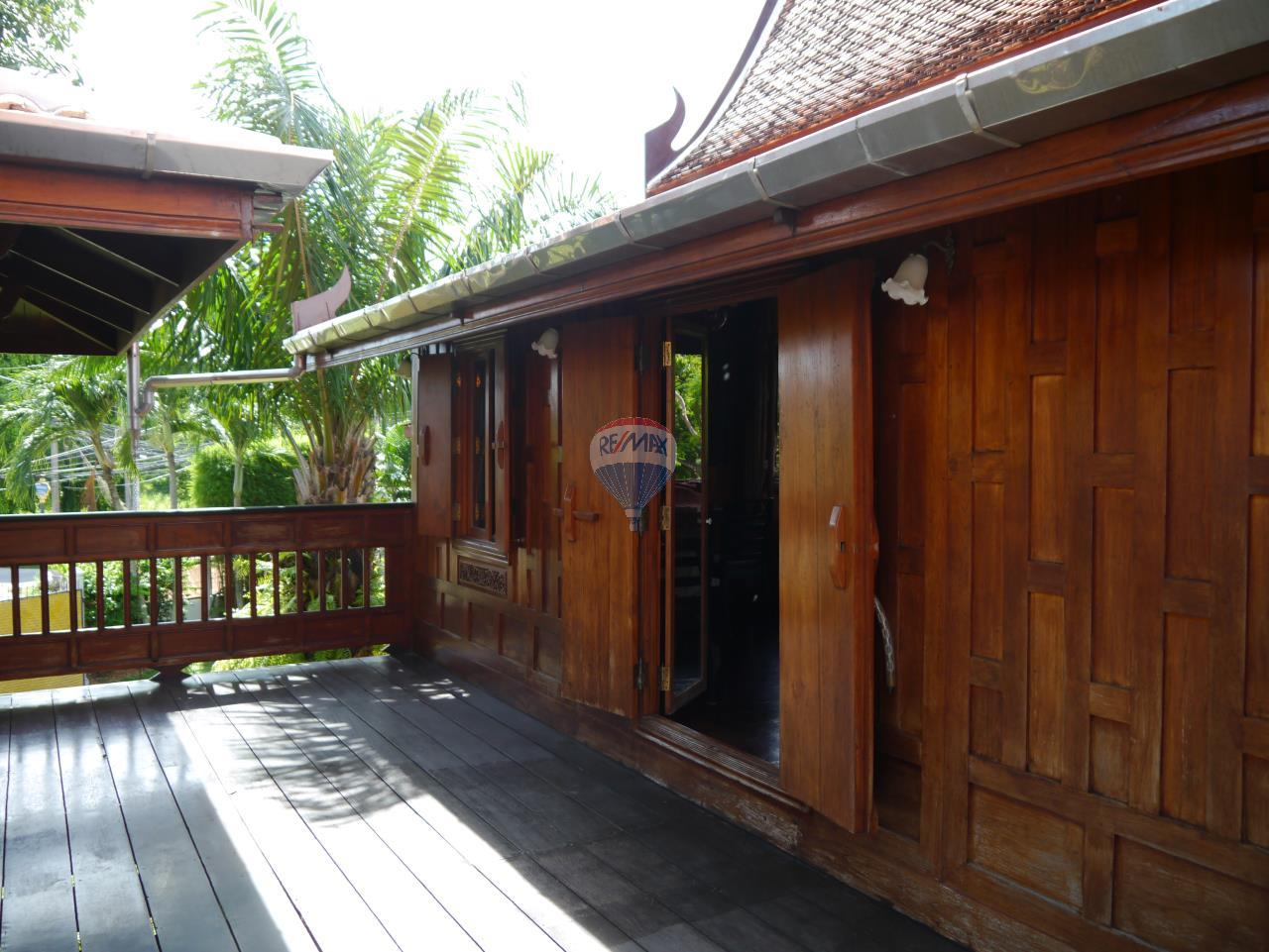 RE/MAX Top Properties Agency's PHUKET - STUNNING UNIQUE THAI SPIRIT AYUTTHAYA STYLE VILLA 6