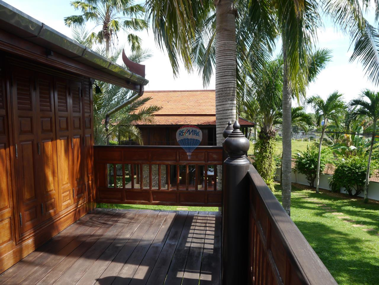 RE/MAX Top Properties Agency's PHUKET - STUNNING UNIQUE THAI SPIRIT AYUTTHAYA STYLE VILLA 15