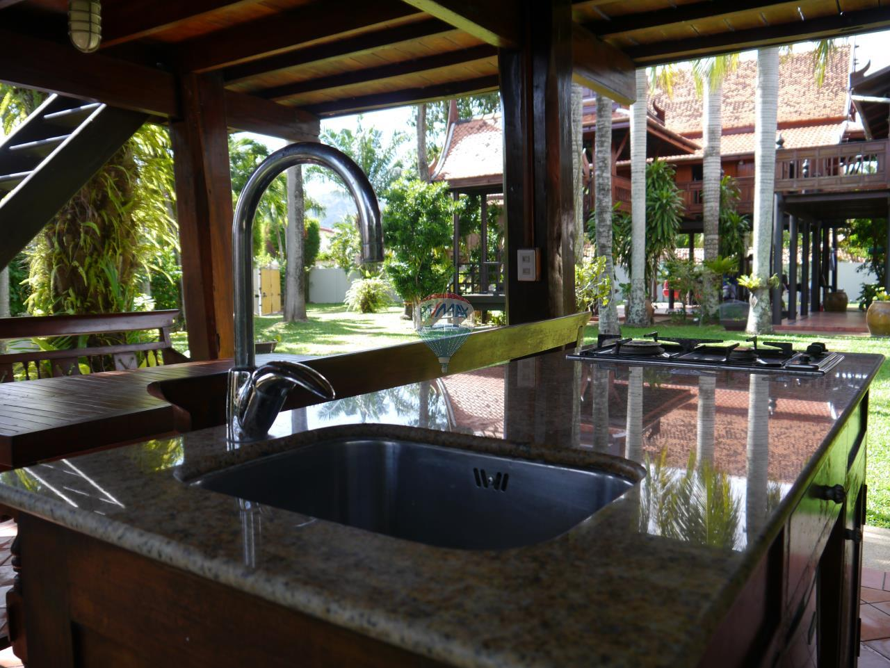 RE/MAX Top Properties Agency's PHUKET - STUNNING UNIQUE THAI SPIRIT AYUTTHAYA STYLE VILLA 25