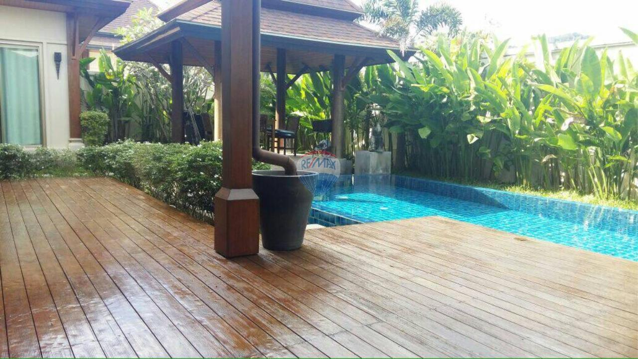 RE/MAX Top Properties Agency's Rawai beach 3 Br.pool villa for sale  3