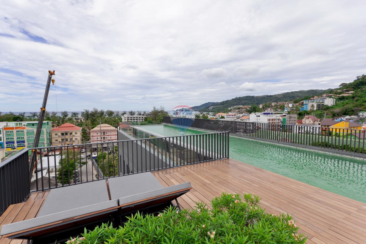 RE/MAX Top Properties Agency's Patong beach studio room for rent 18
