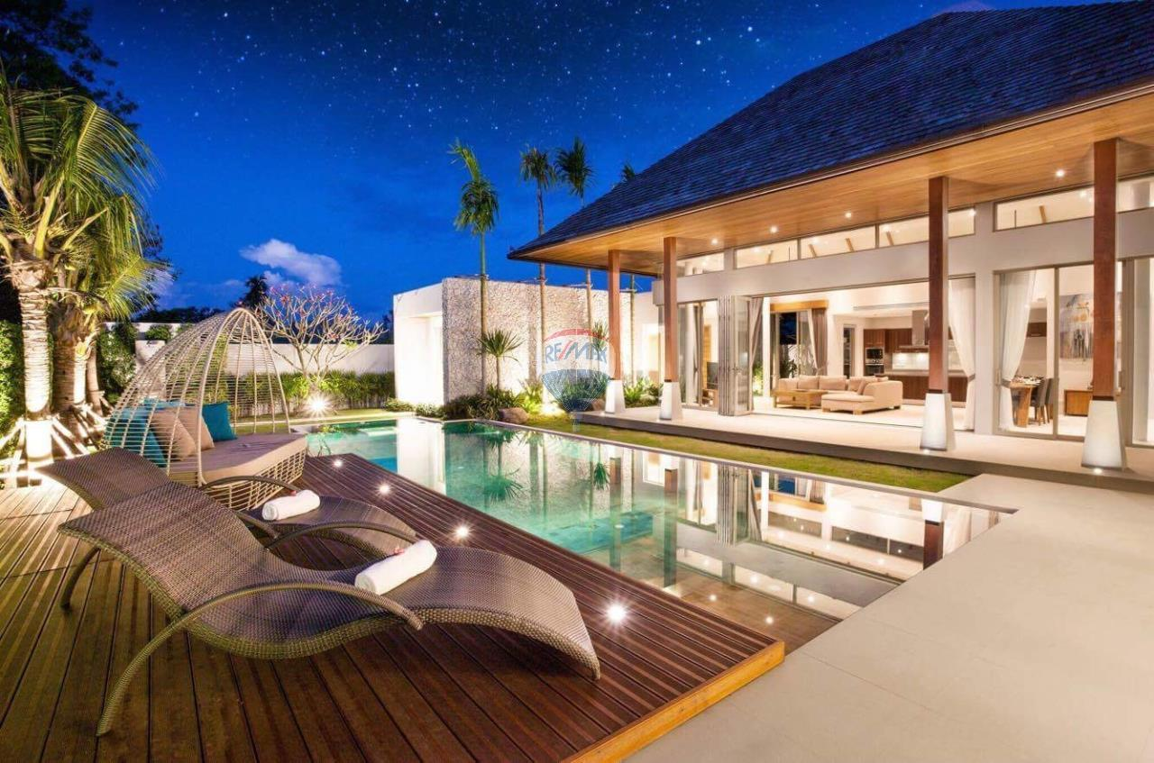 RE/MAX Top Properties Agency's Layan Beach 4Br. pool villa for sale 1