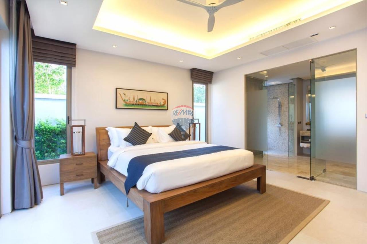 RE/MAX Top Properties Agency's Layan Beach 4Br. pool villa for sale 6