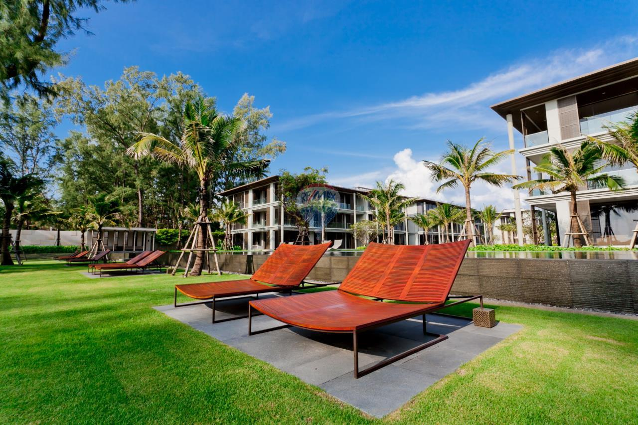 RE/MAX Top Properties Agency's Mai Khao Beach luxury 3Br. Apartment beach front for rent 26