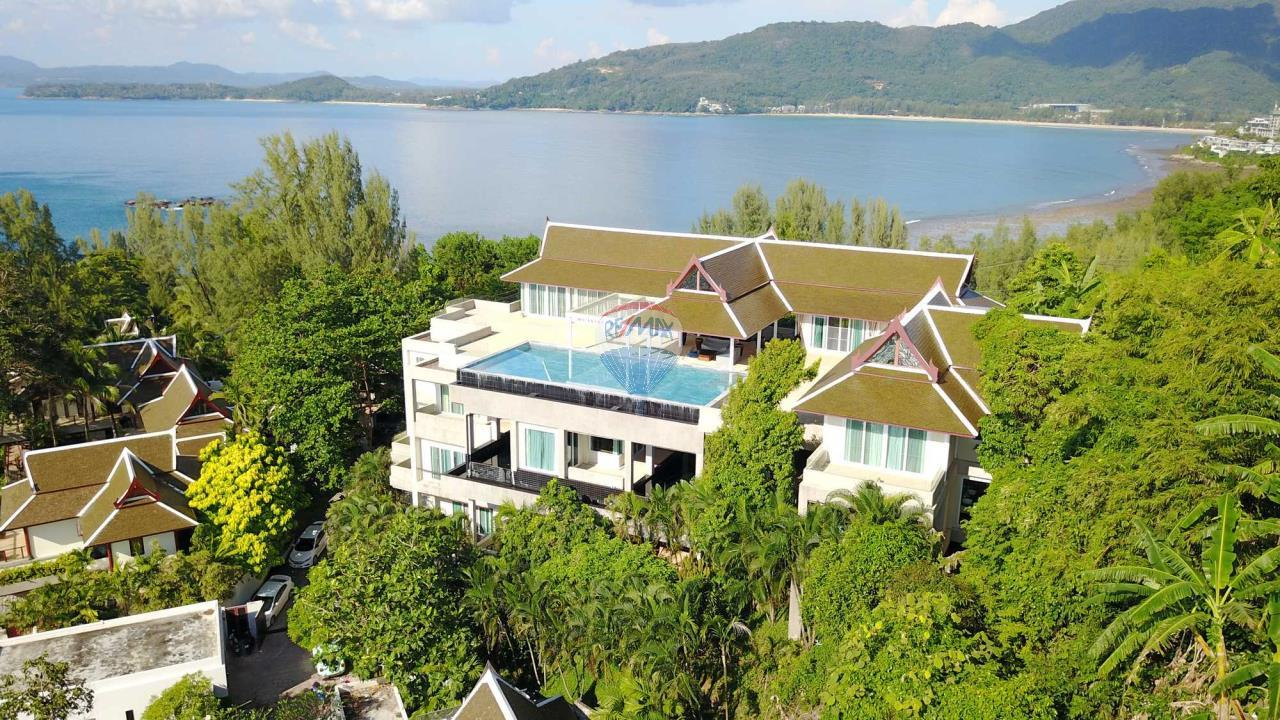 RE/MAX Top Properties Agency's Exclusive Luxury Villa with pure 180' Ocean Front View 3