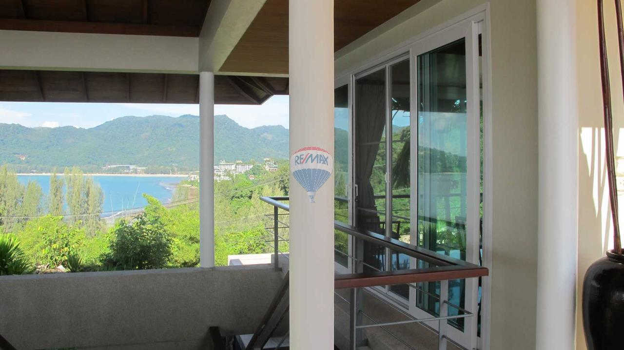 RE/MAX Top Properties Agency's Exclusive Luxury Villa with pure 180' Ocean Front View 91