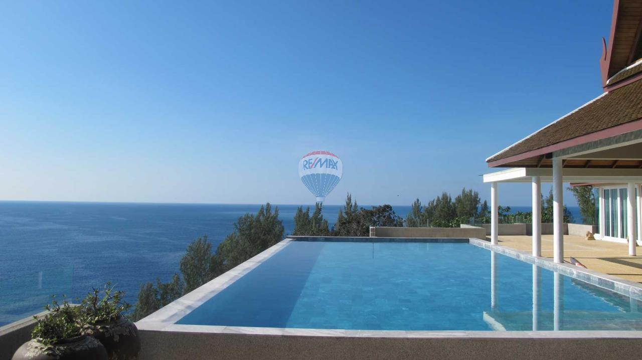 RE/MAX Top Properties Agency's Exclusive Luxury Villa with pure 180' Ocean Front View 96