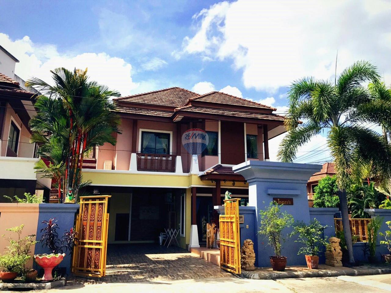 RE/MAX Top Properties Agency's Phuket,Patong Beach Pool Villa 3 Bedrooms For Rent 3