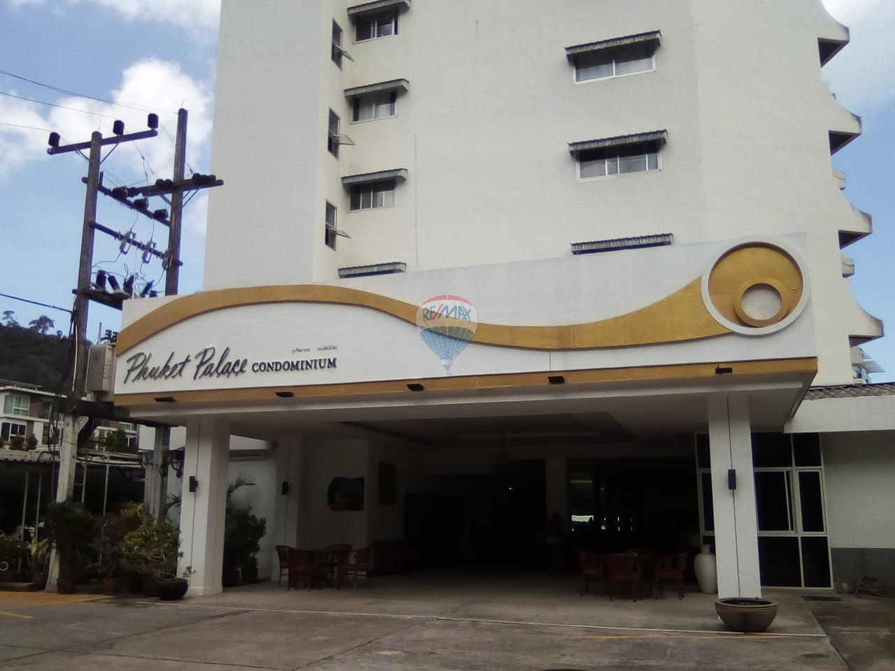 RE/MAX Top Properties Agency's Phuket,Patong Beach 1 Bedroom Condo For Sale 12