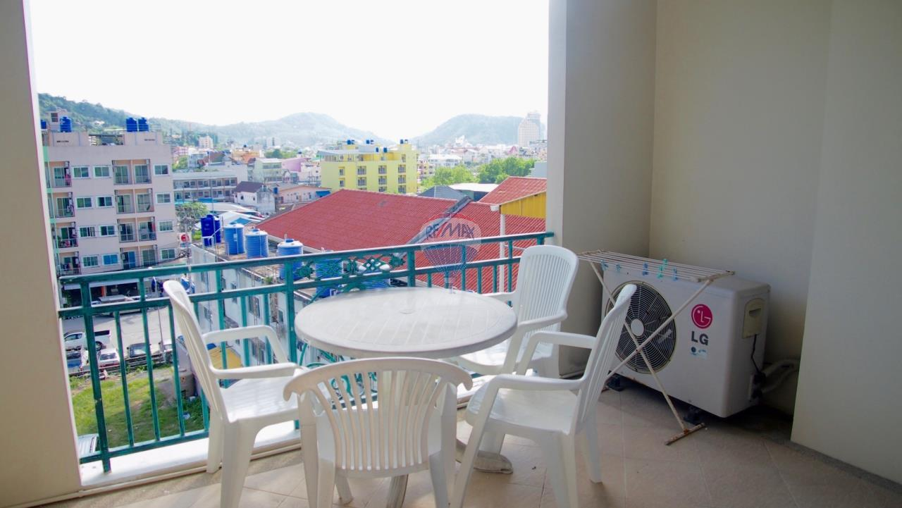 RE/MAX Top Properties Agency's Phuket,Patong Beach 1 Bedroom Condo For Rent 11