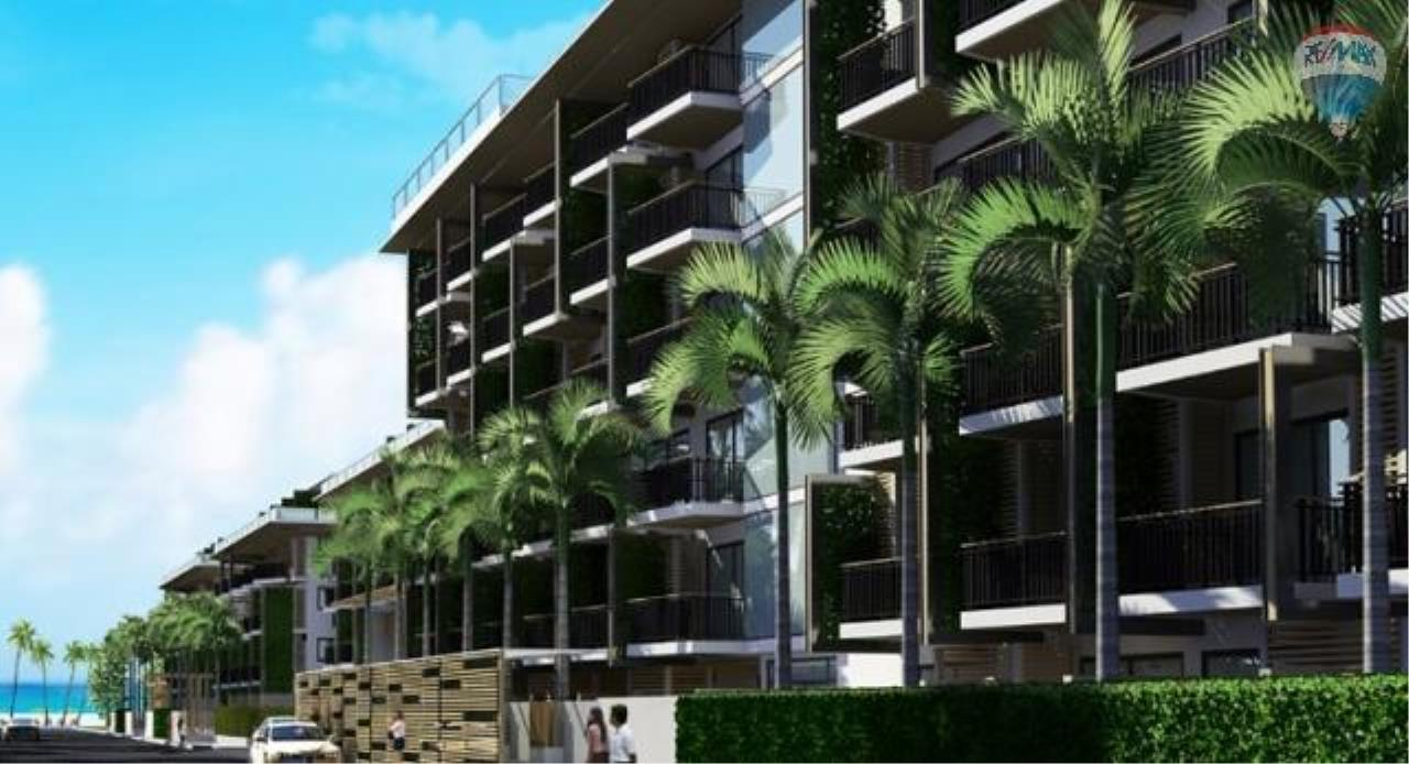 RE/MAX Top Properties Agency's Beach Front Condo For Sale Patong Beach 1