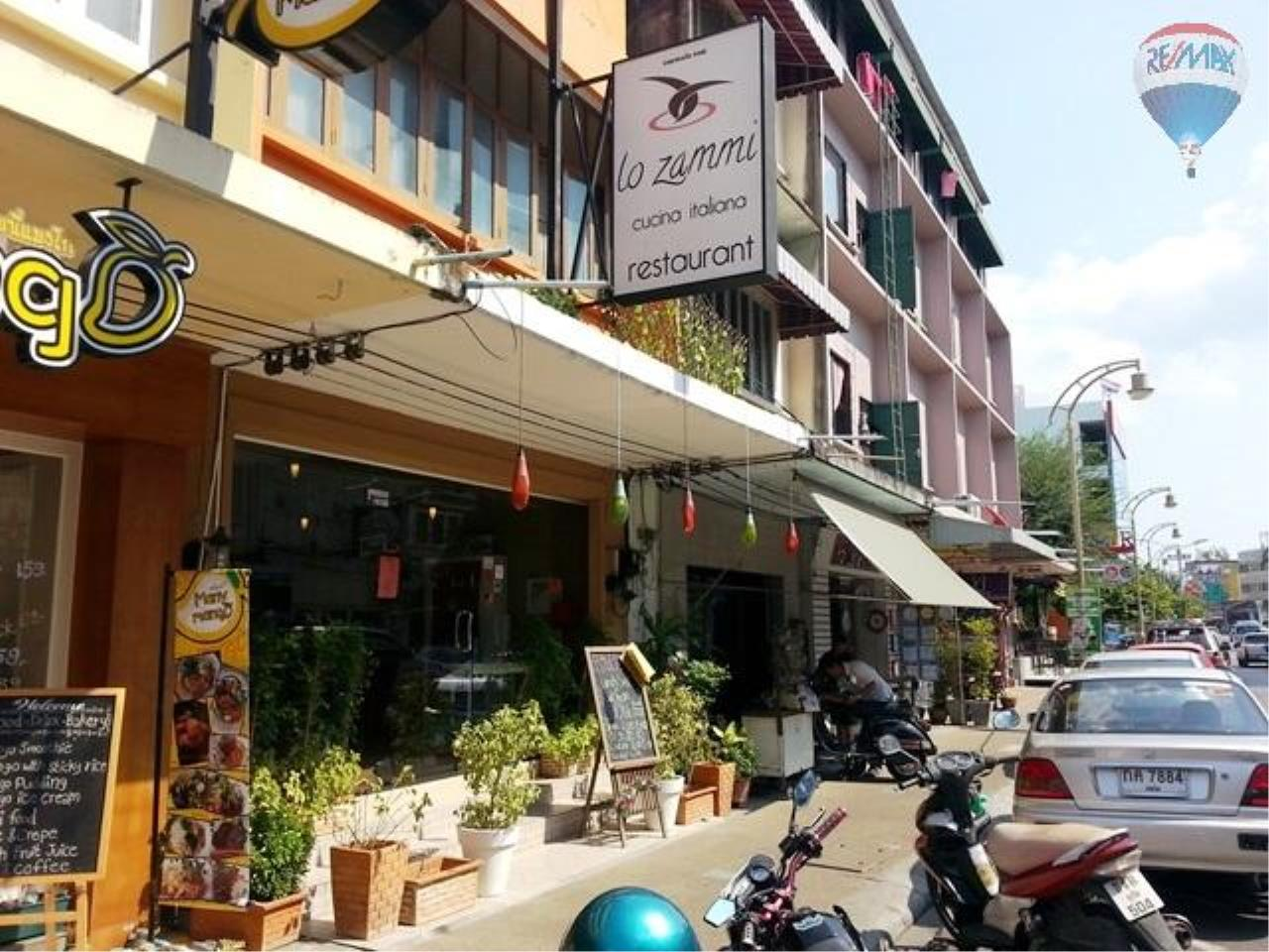 RE/MAX Top Properties Agency's Lo Zammi Restaurant For Sale Phuket Town 1