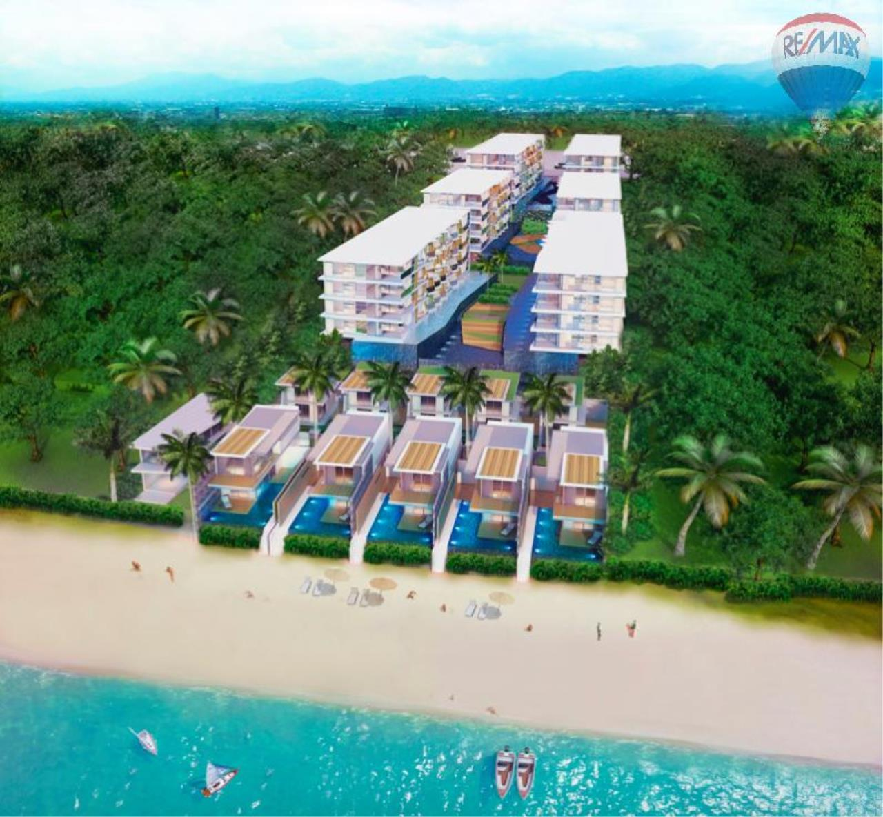 RE/MAX Top Properties Agency's Beachfront in Rawai provides outstanding oceanfront property investment opportunities 4