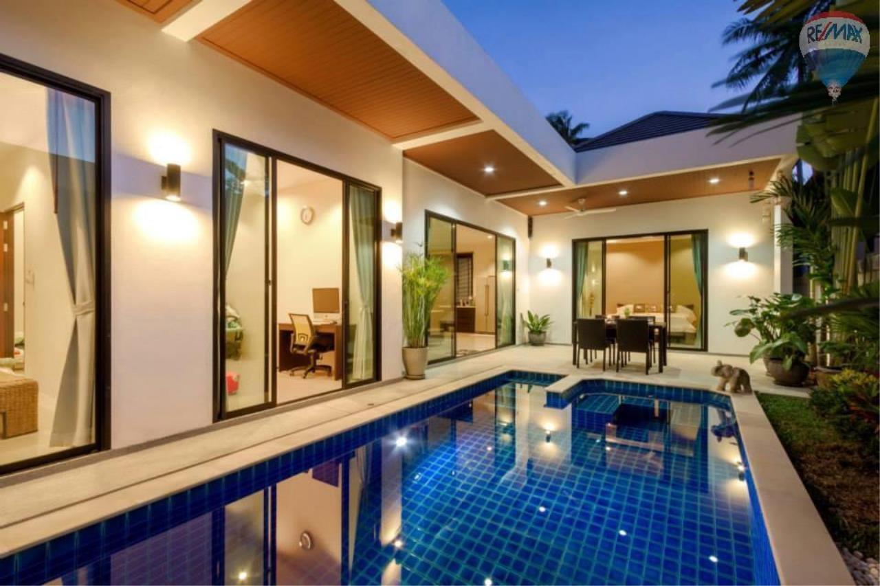 RE/MAX Top Properties Agency's Lovely 3 Bedrooms villa with pool on the heart of Rawai  1