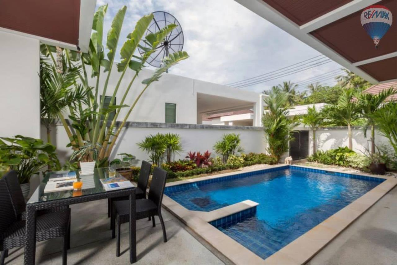 RE/MAX Top Properties Agency's Lovely 3 Bedrooms villa with pool on the heart of Rawai  10
