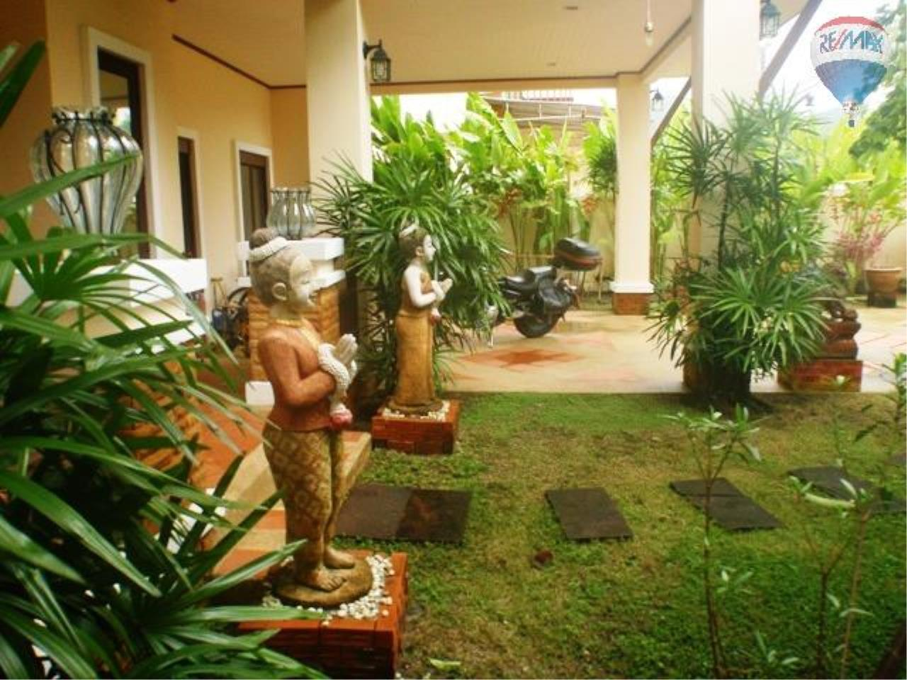 RE/MAX Top Properties Agency's Balinese Style Villa For Sale Thalang  1