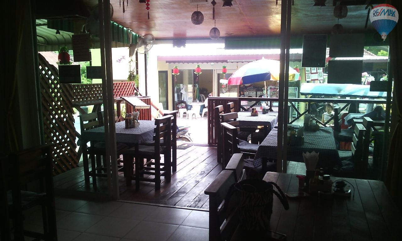 RE/MAX Top Properties Agency's Lovely Restaurant for sale at rawai  3