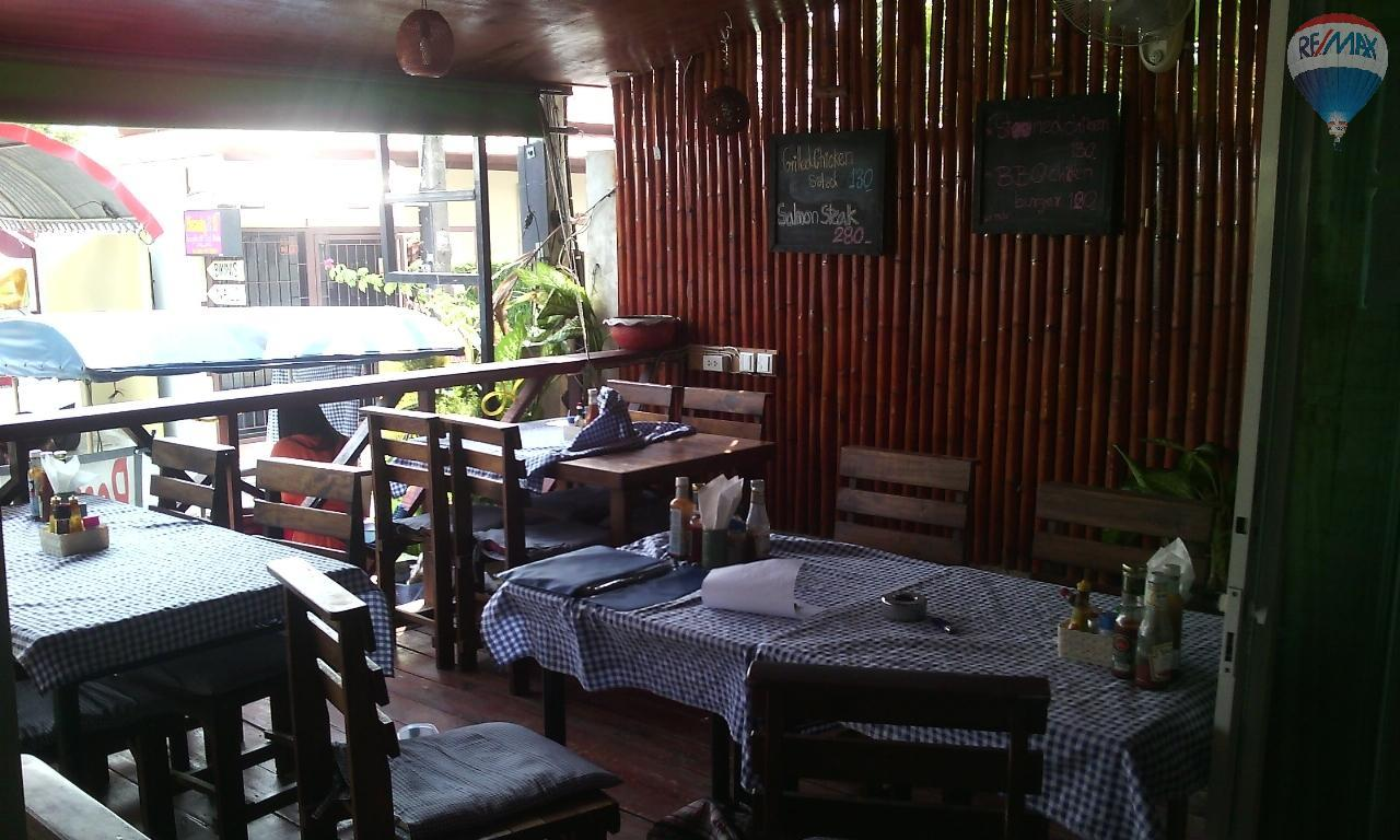 RE/MAX Top Properties Agency's Lovely Restaurant for sale at rawai  5