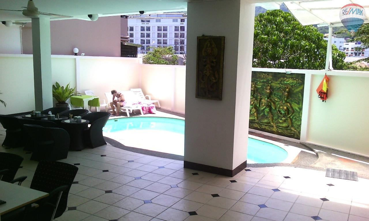 RE/MAX Top Properties Agency's 15 ROOMS HOTEL WITH SWIMMING POOL NEAR THE BEACH AT PATONG 2