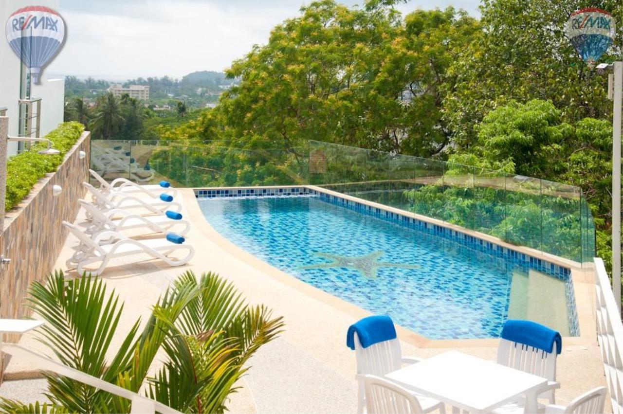 RE/MAX Top Properties Agency's Ocean View Condo For Sale Kata Beach Phuket 1