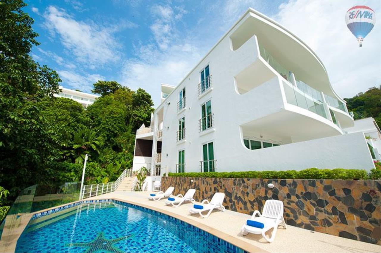 RE/MAX Top Properties Agency's Ocean View Condo For Sale Kata Beach Phuket 16