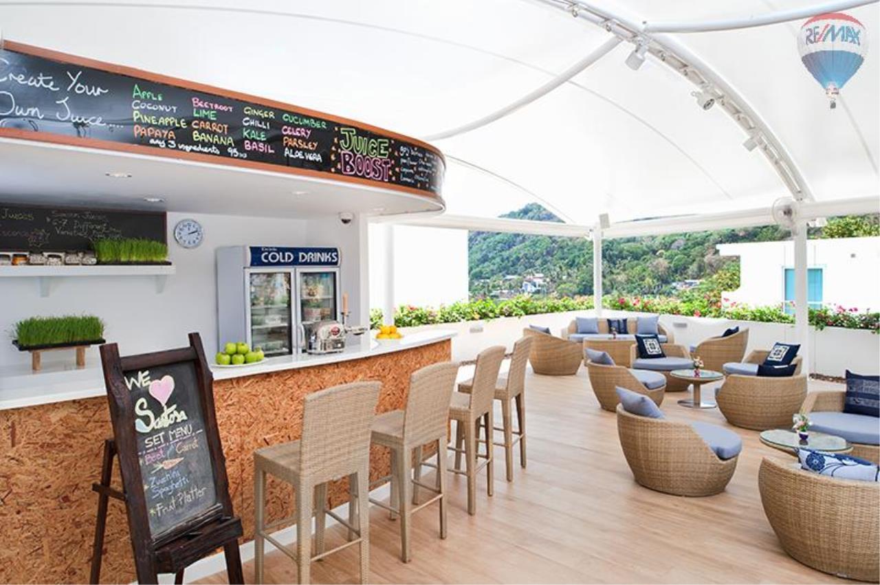 RE/MAX Top Properties Agency's Ocean View Condo For Sale Kata Beach Phuket 18