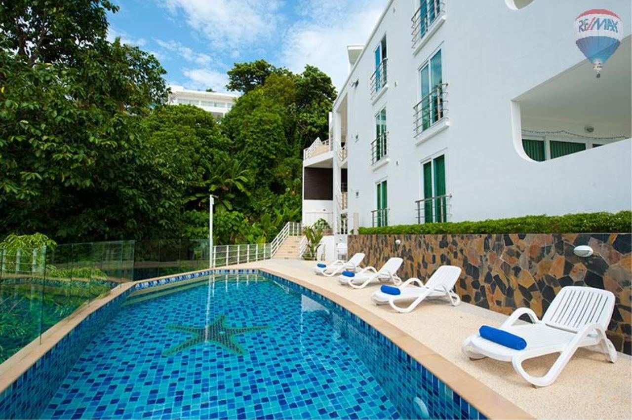 RE/MAX Top Properties Agency's Ocean View Condo For Sale Kata Beach Phuket 33