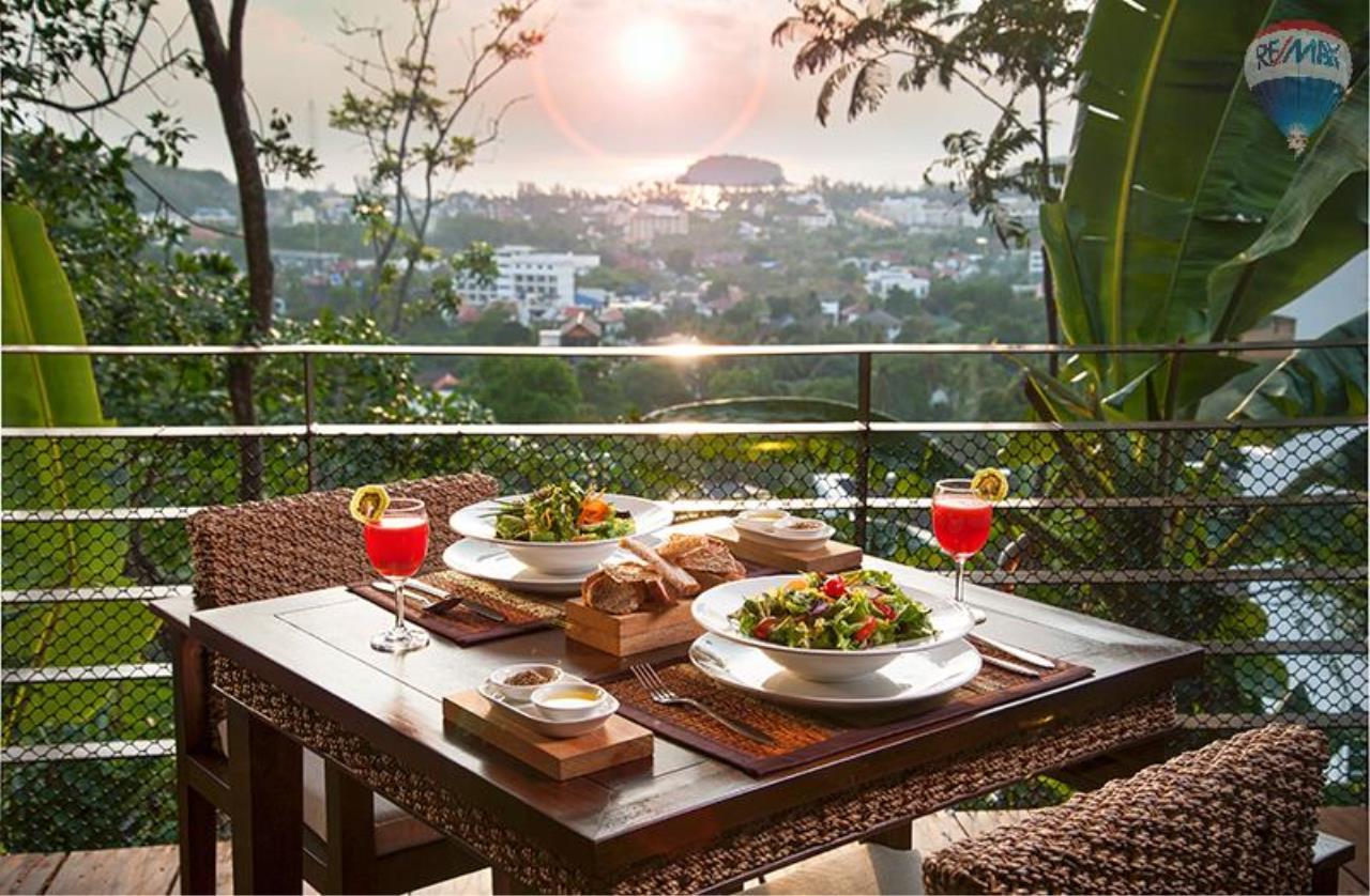 RE/MAX Top Properties Agency's Ocean View Condo For Sale Kata Beach Phuket 48