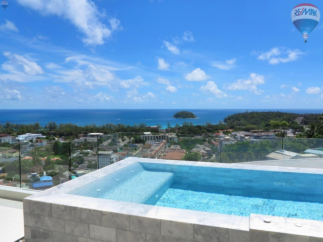 RE/MAX Top Properties Agency's Oustanding Top Hill Condominium For Sale Kata Beach 10