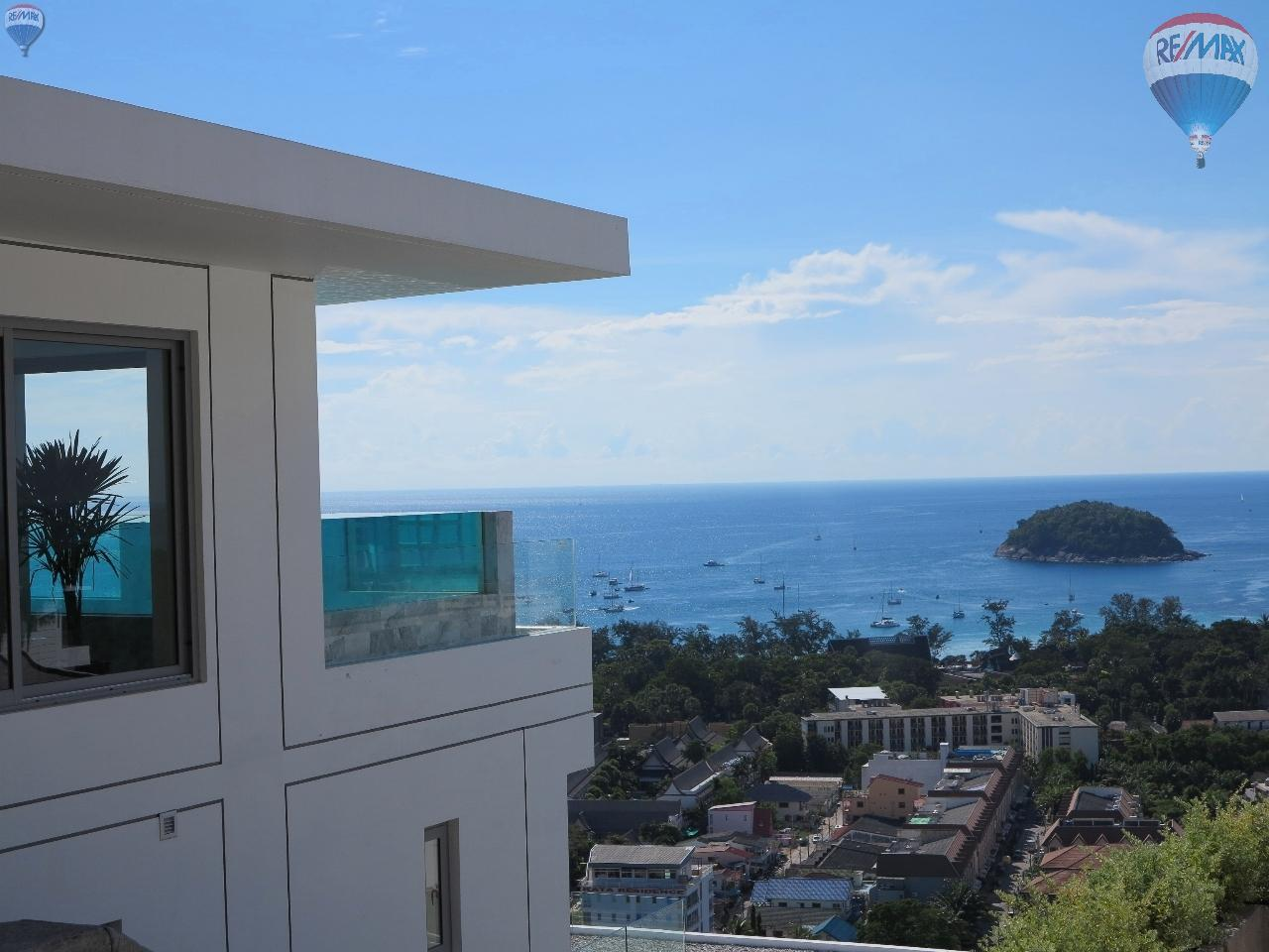 RE/MAX Top Properties Agency's Oustanding Top Hill Condominium For Sale Kata Beach 23