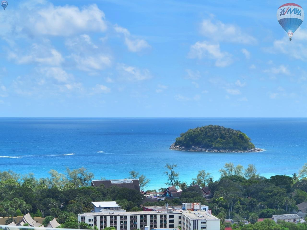 RE/MAX Top Properties Agency's Oustanding Top Hill Condominium For Sale Kata Beach 25