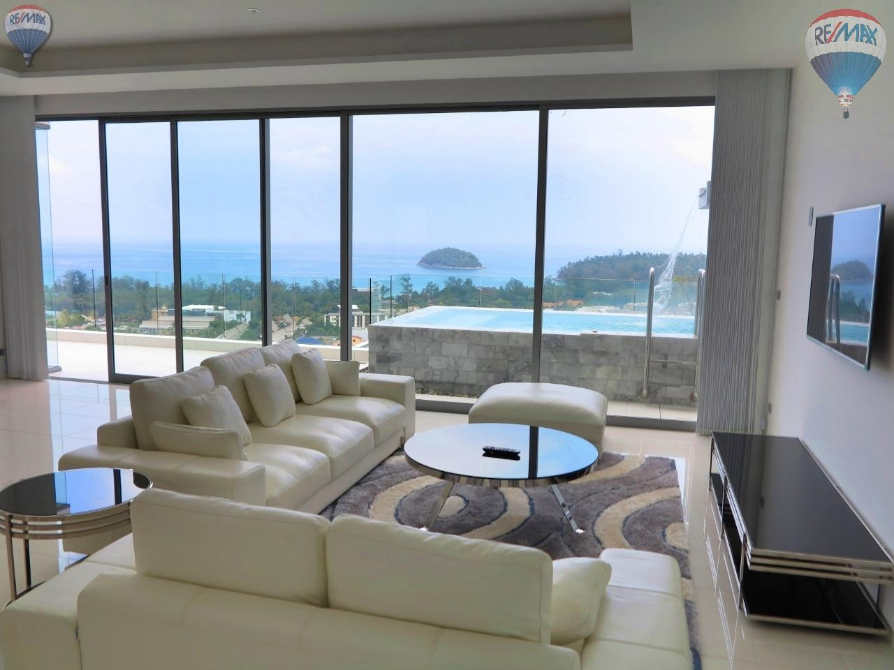 RE/MAX Top Properties Agency's Oustanding Top Hill Condominium For Sale Kata Beach 26