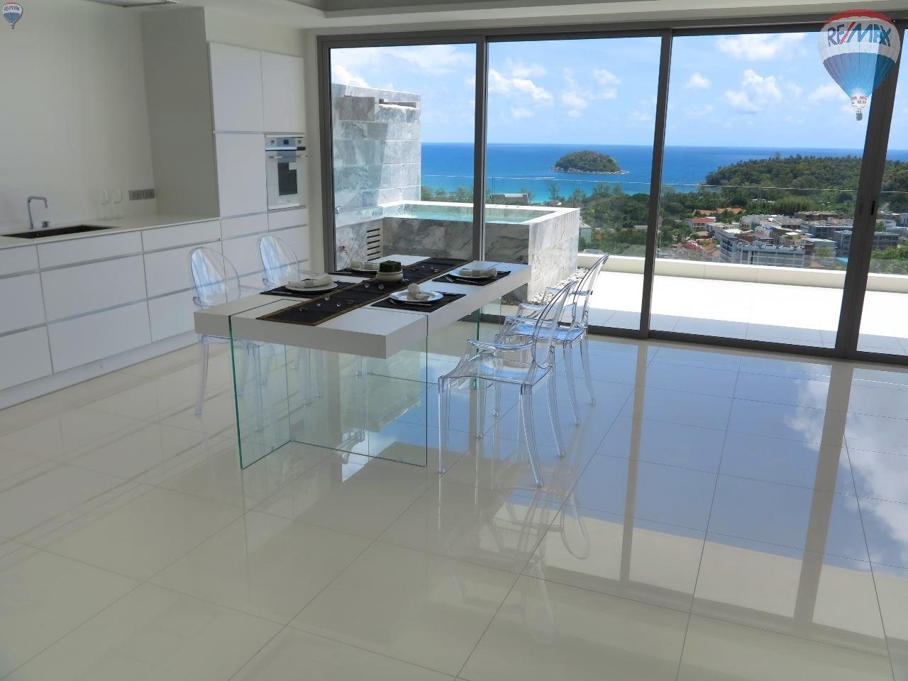 RE/MAX Top Properties Agency's Oustanding Top Hill Condominium For Sale Kata Beach 29