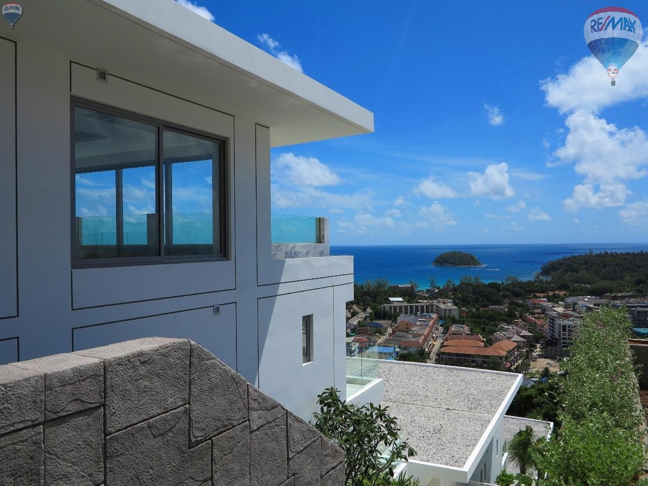 RE/MAX Top Properties Agency's Oustanding Top Hill Condominium For Sale Kata Beach 33
