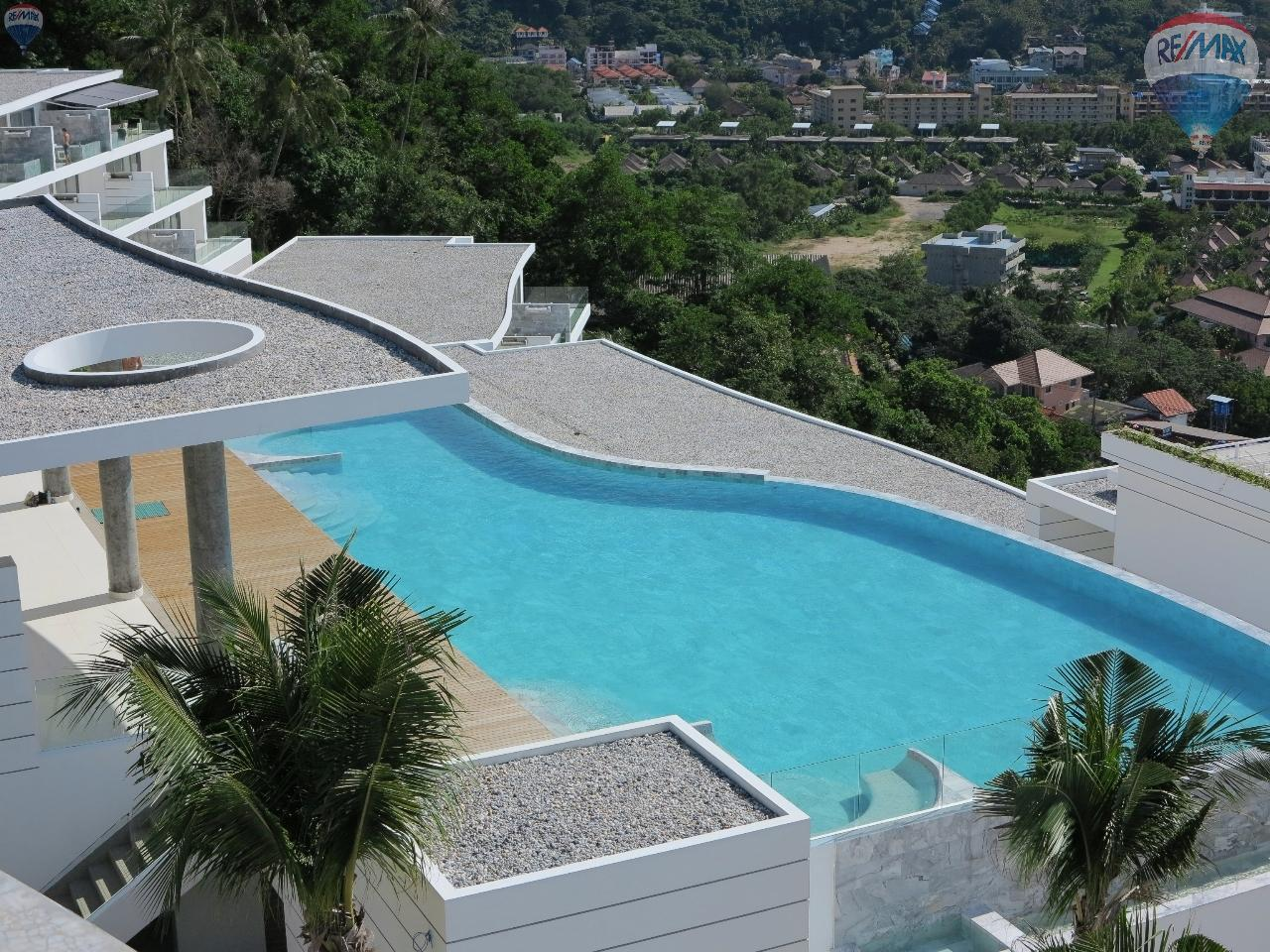 RE/MAX Top Properties Agency's Oustanding Top Hill Condominium For Sale Kata Beach 6