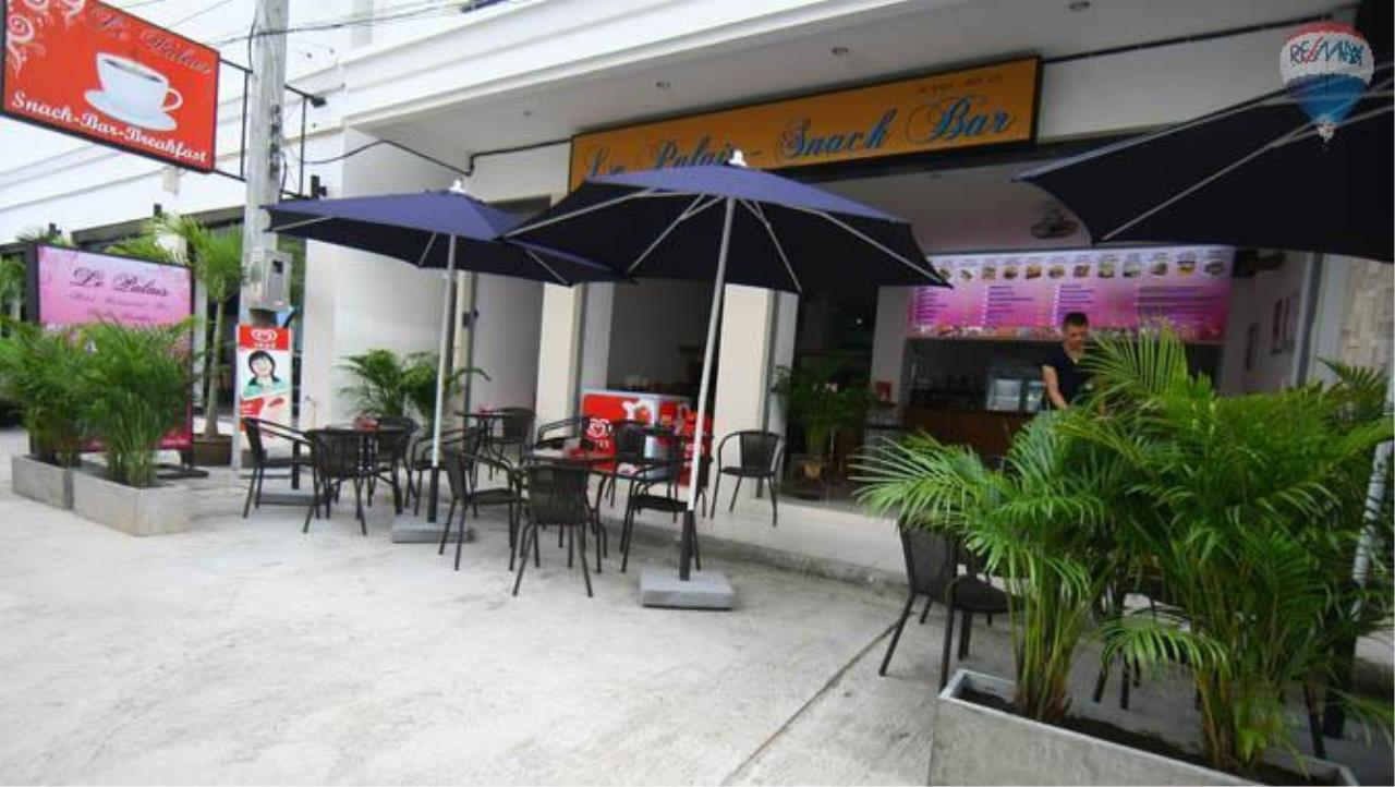 RE/MAX Top Properties Agency's Snack Kebab restaurant for sale in Patong  4