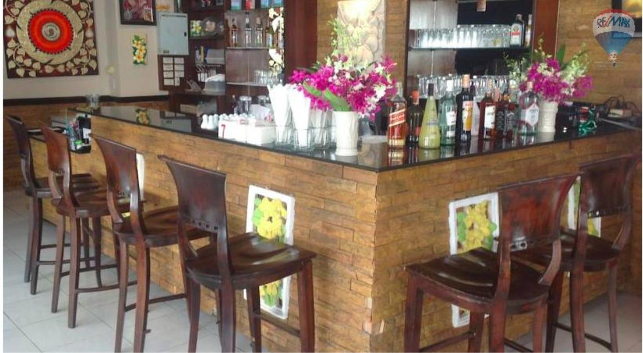RE/MAX Top Properties Agency's 13 ROOMS HOTEL RESTAURANT MASSAGE SHOP FOR SALE AT PATONG 1