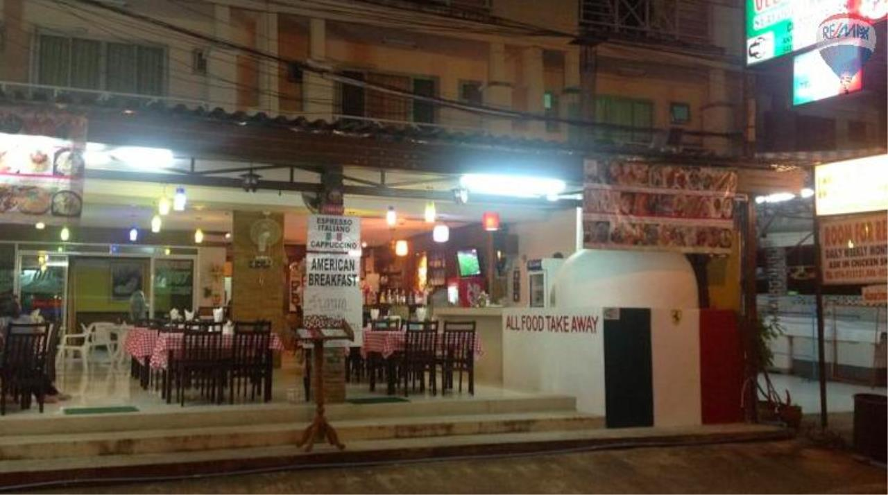 RE/MAX Top Properties Agency's 13 ROOMS HOTEL RESTAURANT MASSAGE SHOP FOR SALE AT PATONG 3