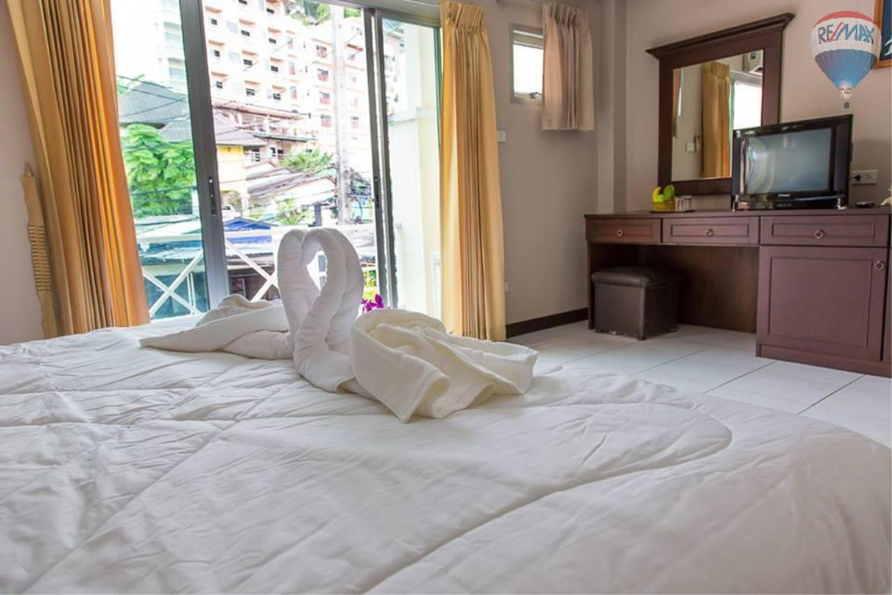 RE/MAX Top Properties Agency's 13 ROOMS HOTEL RESTAURANT MASSAGE SHOP FOR SALE AT PATONG 5