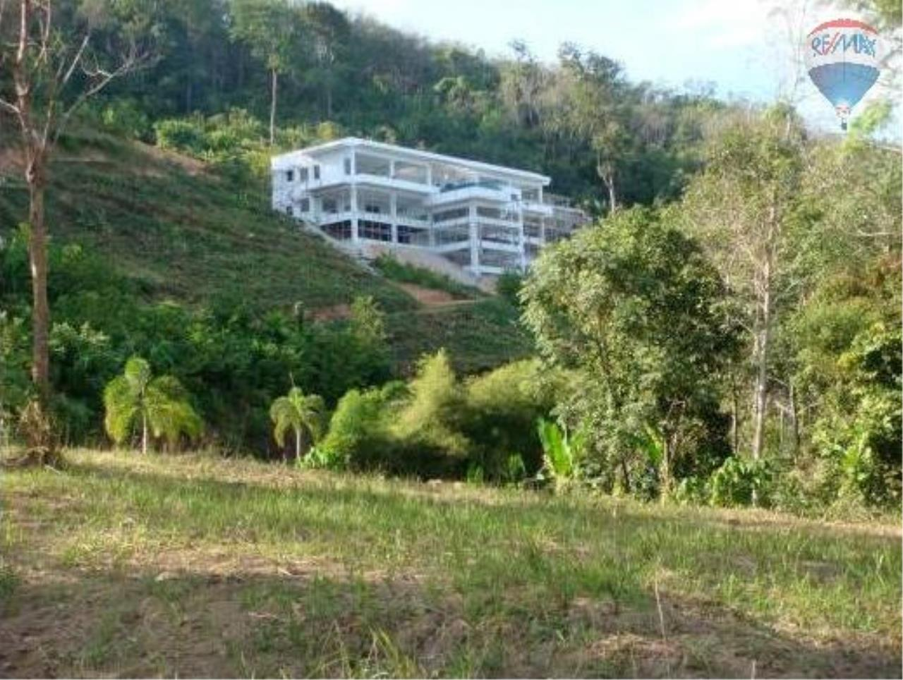 RE/MAX Top Properties Agency's Land for sale in Yamu 3
