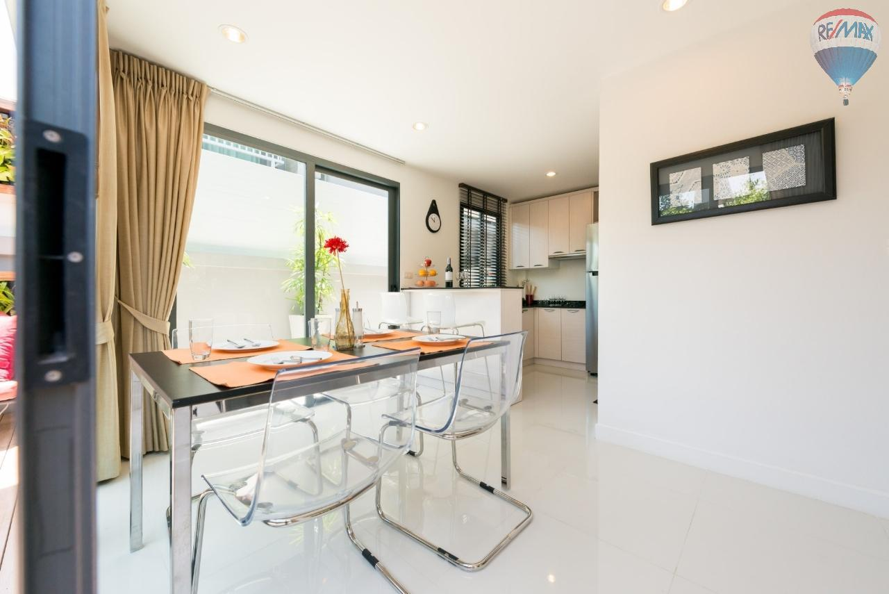 RE/MAX Top Properties Agency's 3 Townhouses 2-3 bedrooms for sale at Ban Don 13