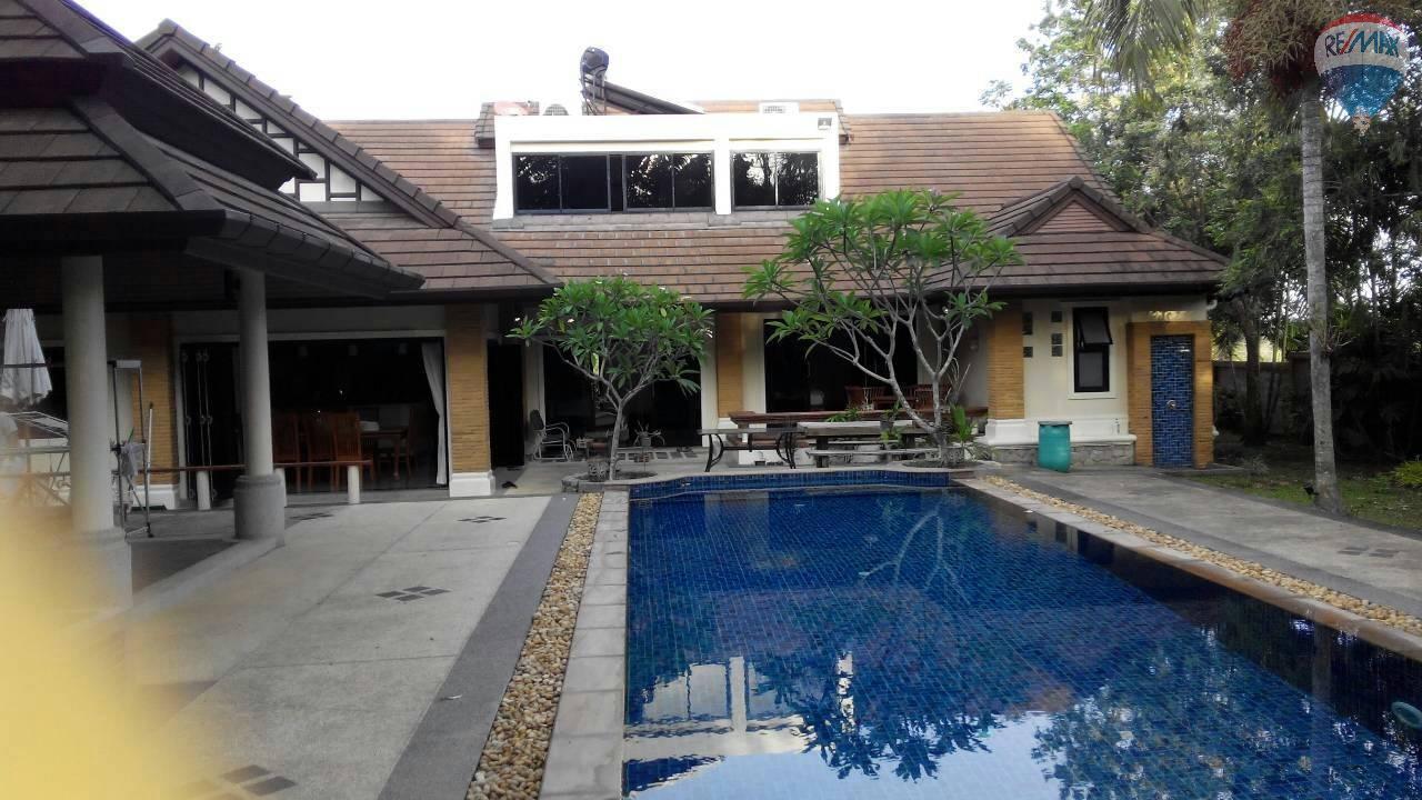 RE/MAX Top Properties Agency's 4 Bedrooms Villa For Sale Bang Tao Beach Phuket 3