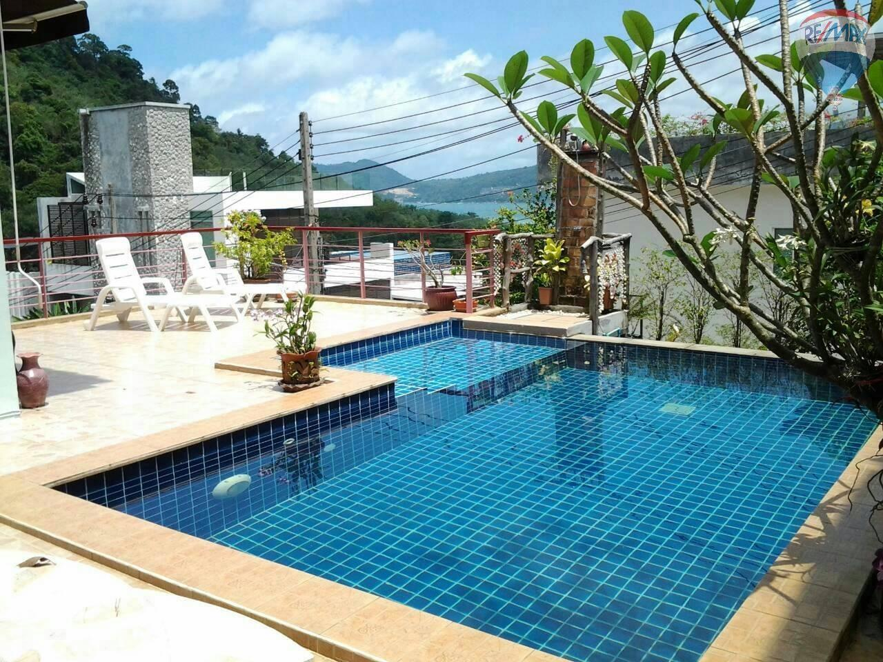RE/MAX Top Properties Agency's 4 Bedrooms House Nearby Elephant Camp Patong Beach 3