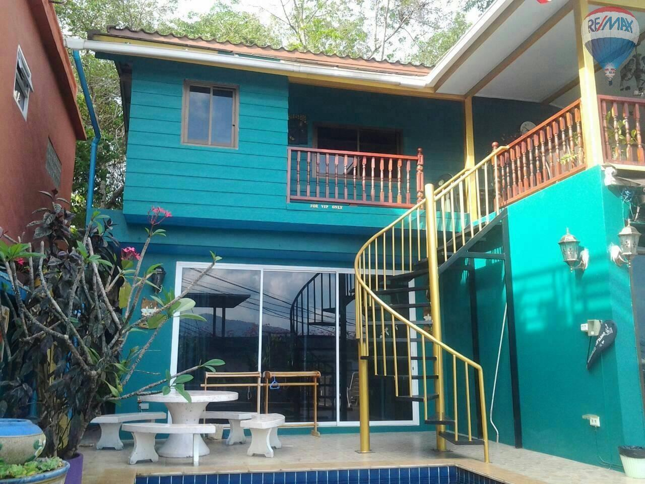 RE/MAX Top Properties Agency's 4 Bedrooms House Nearby Elephant Camp Patong Beach 7