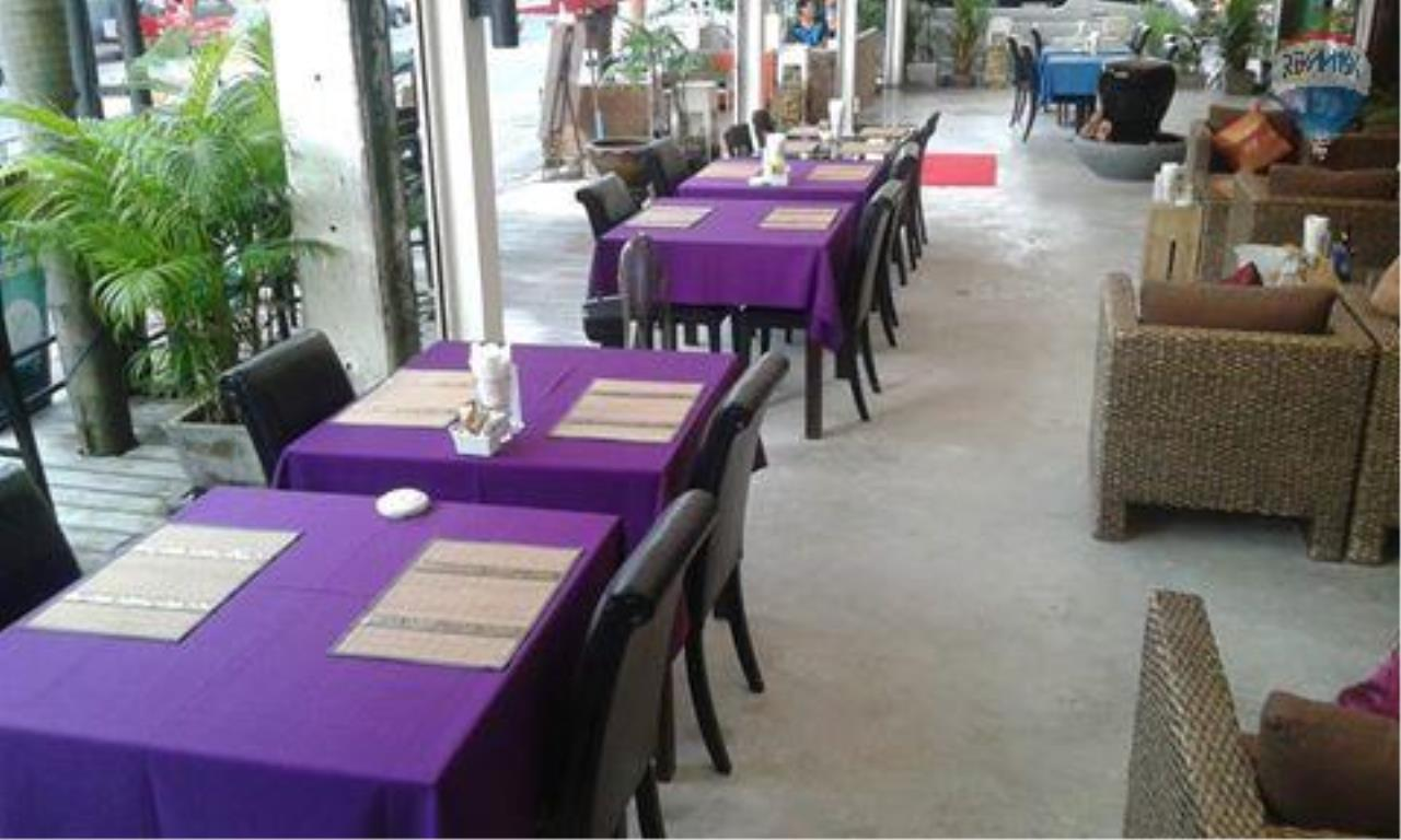 RE/MAX Top Properties Agency's 80 seats Restaurant for sale in a busy road of Patong 1